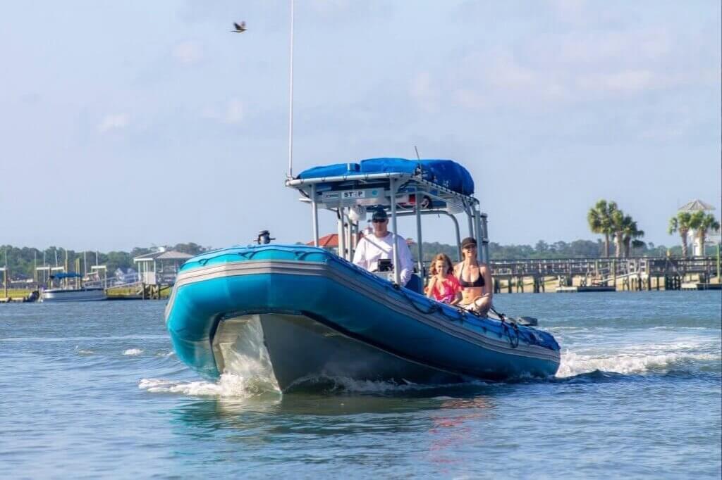 myrtle beach doplhin cruise sc